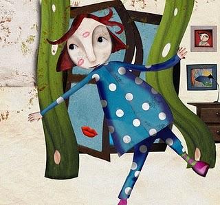 niña con lunares azules (1)