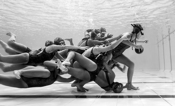 nadadoras Camilo Díaz