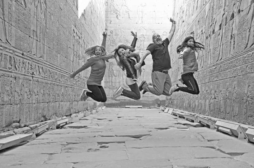 Saltar Egipto