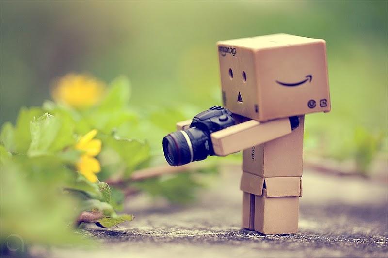 yo haciendo fotos