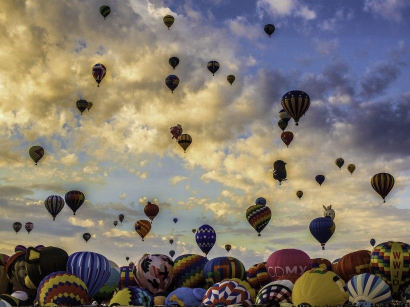 globos aerostáticos