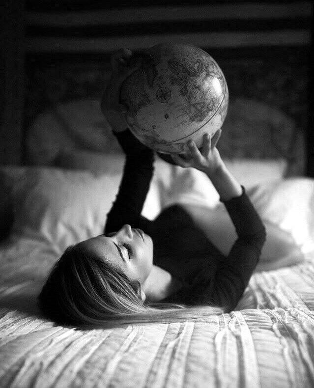 Chica con bola