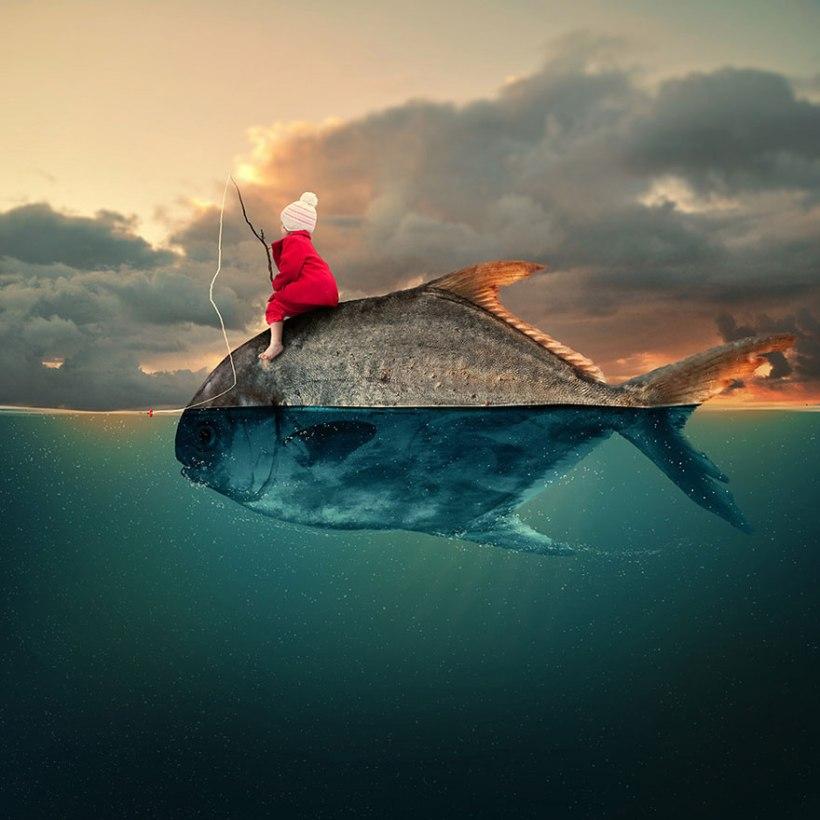 memoria de los peces