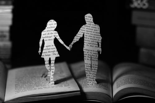 pareja en poema