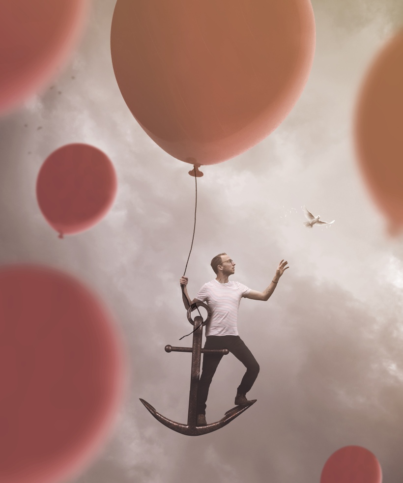 subido a globo