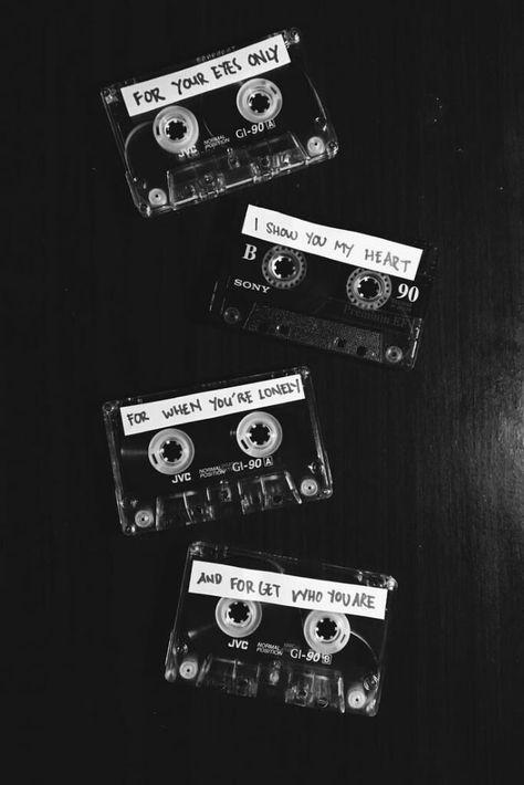 cintas de casette